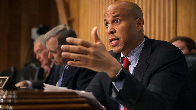 Sen. Cory Booker just introduced a bill that could legalize marijuana nationwide