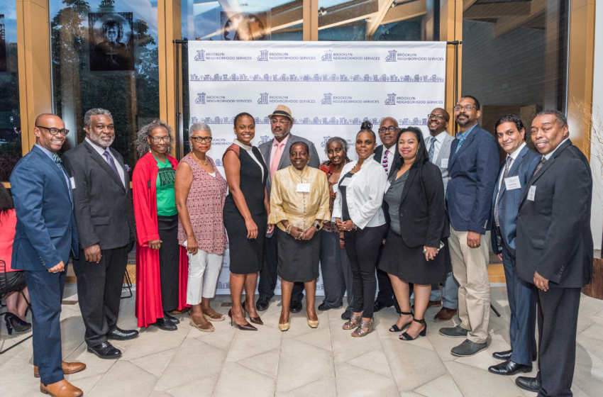 """A New Beginning: Brooklyn Neighborhood Services  Honors Community Leaders and Celebrates  Its """"25 & 1"""" at 2017 Fundraising Event"""
