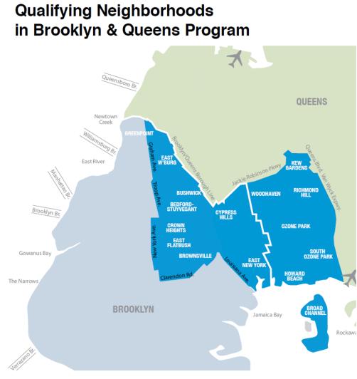 Beyond Light Bulbs: How the BQDM Can Jump-start Energy Retrofits in Central Brooklyn