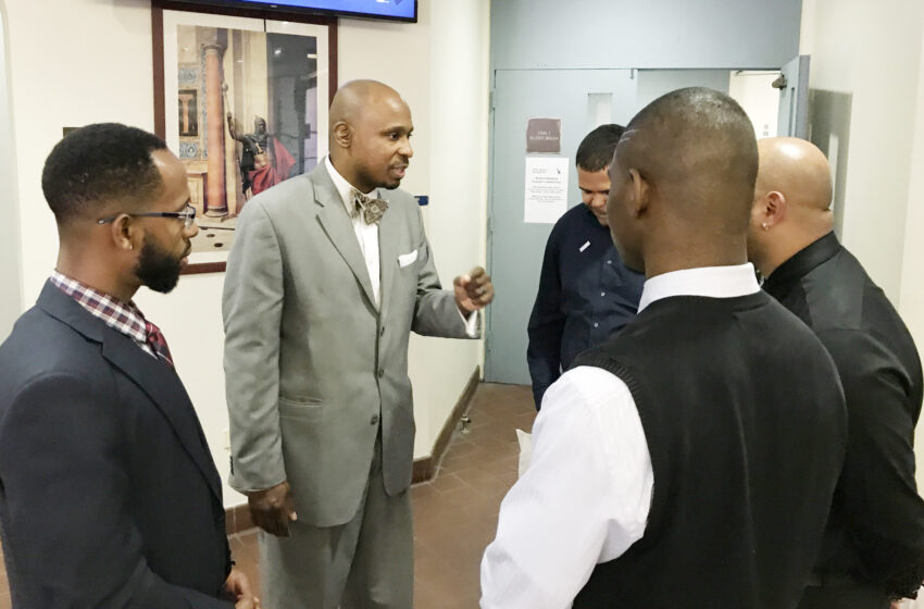 Working to Rewrite the Narrative: the CUNY Black Male Initiative Conference