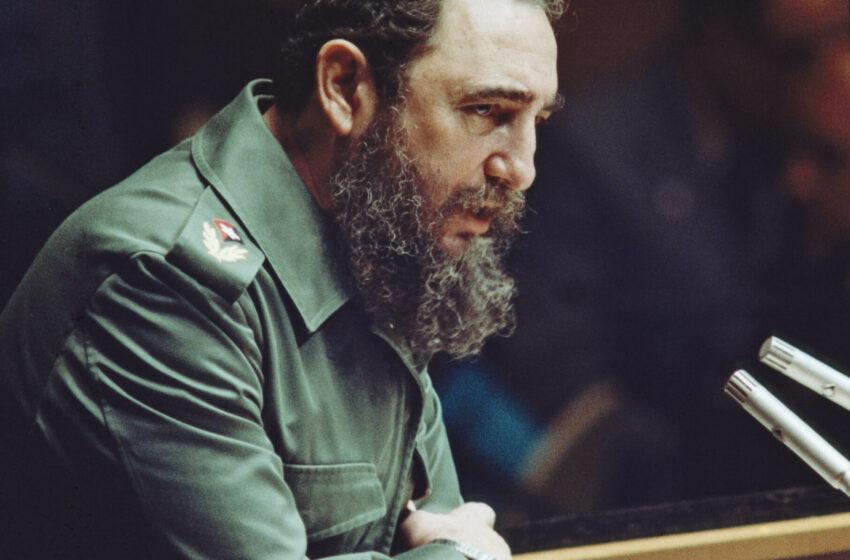 Developing World Honors Fidel Castro