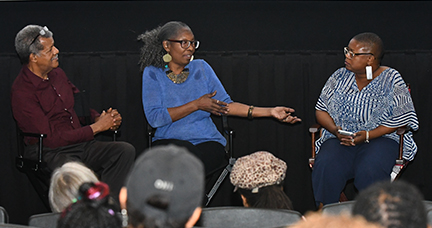 Recording the Legacy of a Community Activist Mother