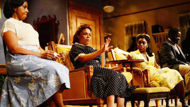 """""""The Old Settler"""" Weaves Together Sisterhood, Love and Race in One Magnificent Play"""