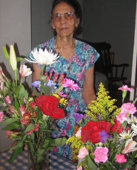Obituary Mimose Pinckombe  February 2, 1921 – November 2, 2017