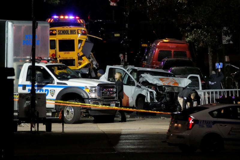 View From Here:  Once again New York was a target of a terror attack…