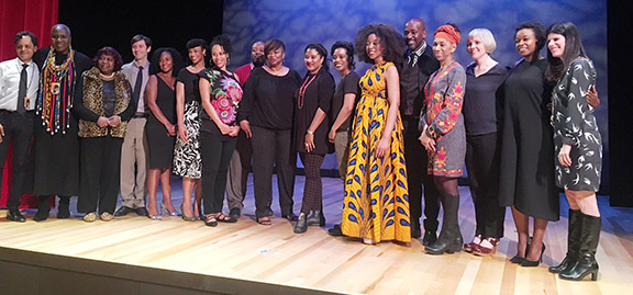 Two-time Pulitzer Winner Lynn Nottage Honored at the New Billie Holiday Theatre