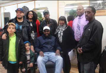 """""""Barbershop Dad Talk"""" Series Launched in Coney Island"""