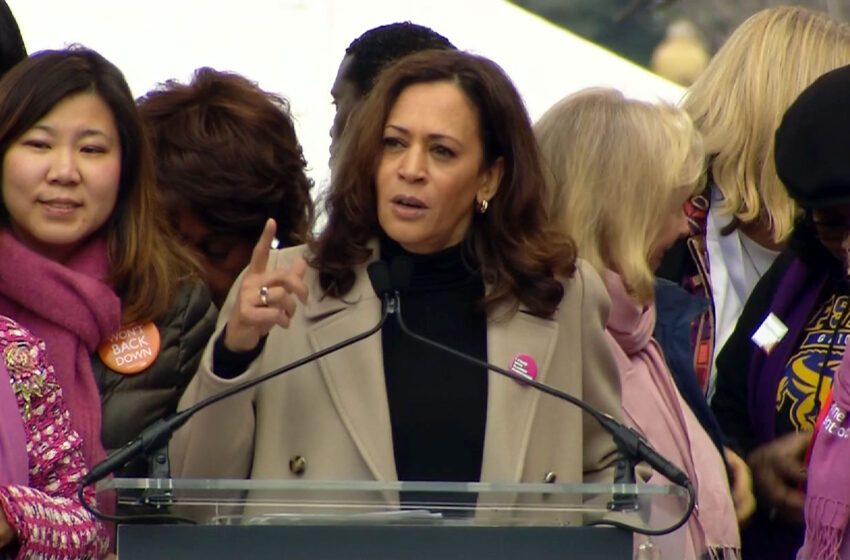 Words of Solidarity and Leadership Stir the Women's March