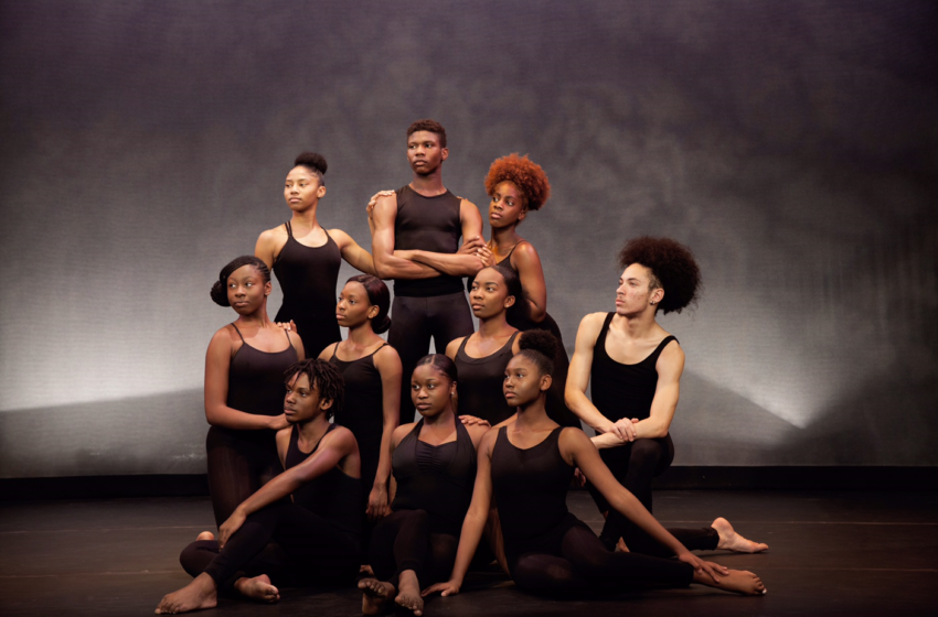 RestorationART presents  GARMENT OF DESTINY, Dance Tribute to Martin Luther King, Jr.,