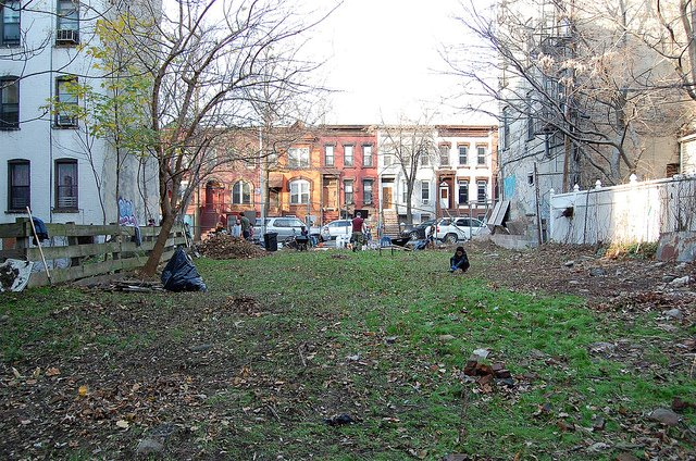 New York's Undeveloped City-Owned Land