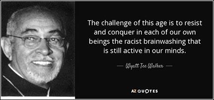 Majesty in the Ministry: Rev. Wyatt Tee Walker