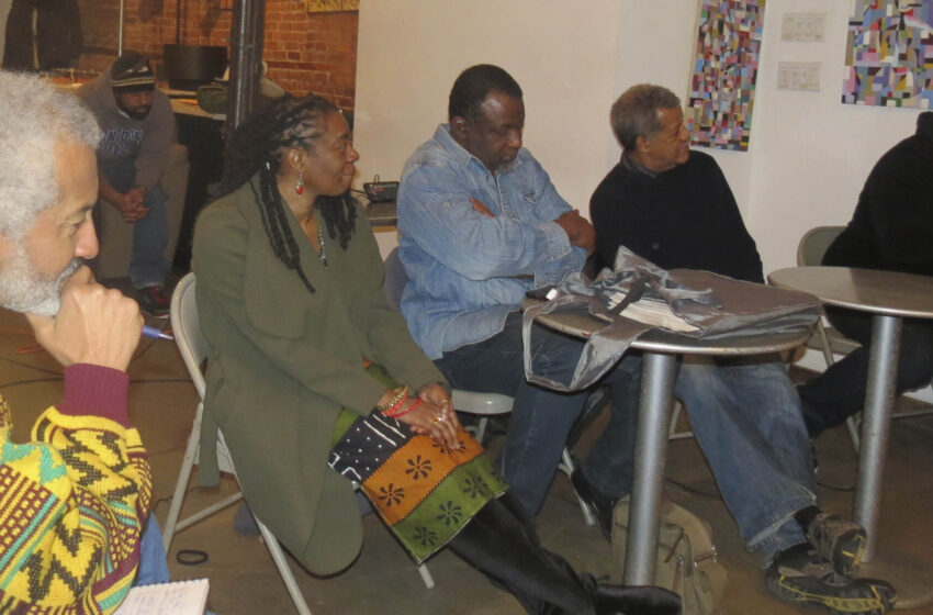 A Rousing Discussion at Black Media Roundtable