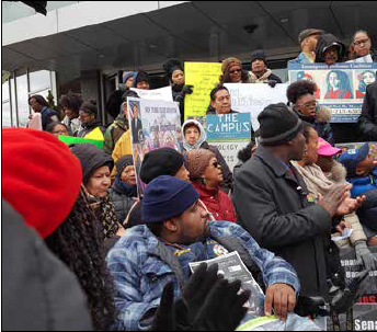 Black Minds Matter March and Rally