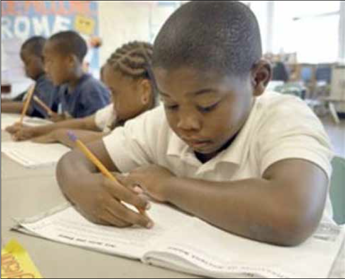 View From Here: New Report Reveals True Extent of the Racial Assault on Black Boys