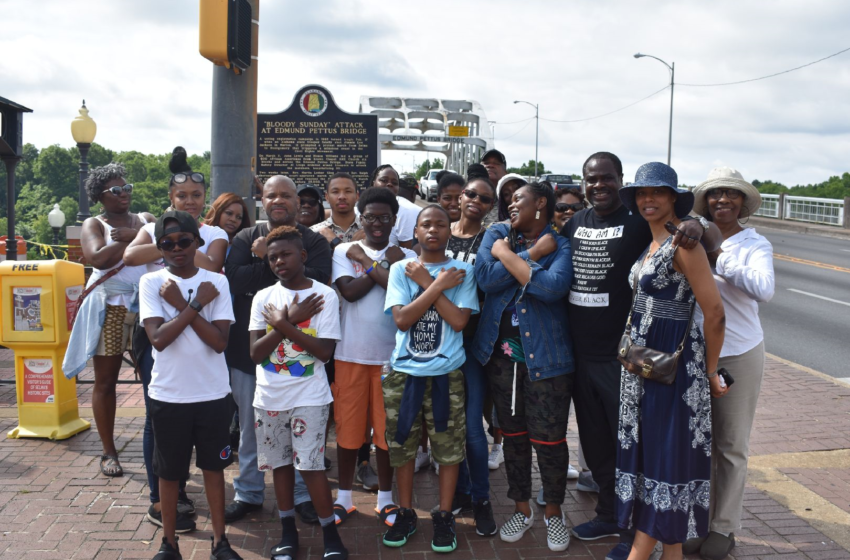 Rediscovering Lost Values:  Lessons Learned at Edmund Pettus Bridge