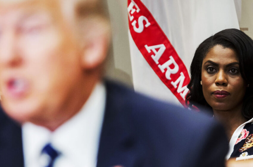 Why Omarosa is Invited to My Cookout