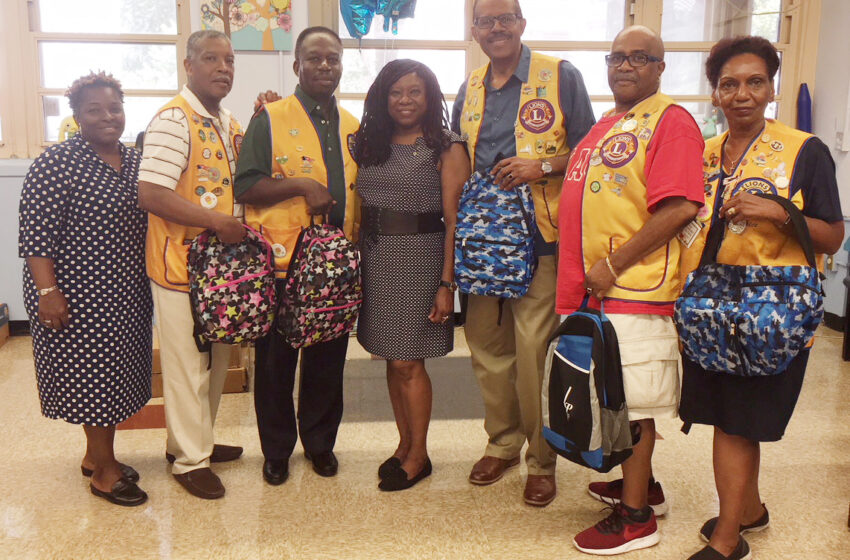 Lion-hearted Community Service in Brooklyn