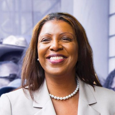 Attorney General Candidate, Public Advocate Letitia James