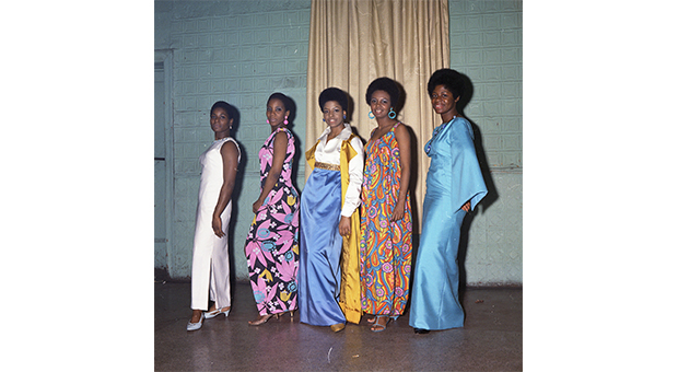 """Naturally '18:  A Tribute to the Grandassa Models  Pioneers of the """"Black Is Beautiful"""" Movement"""