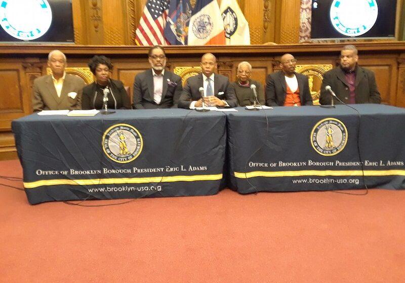 BP Adams, Cornegy Call on Feds to Investigate City's TPT Program