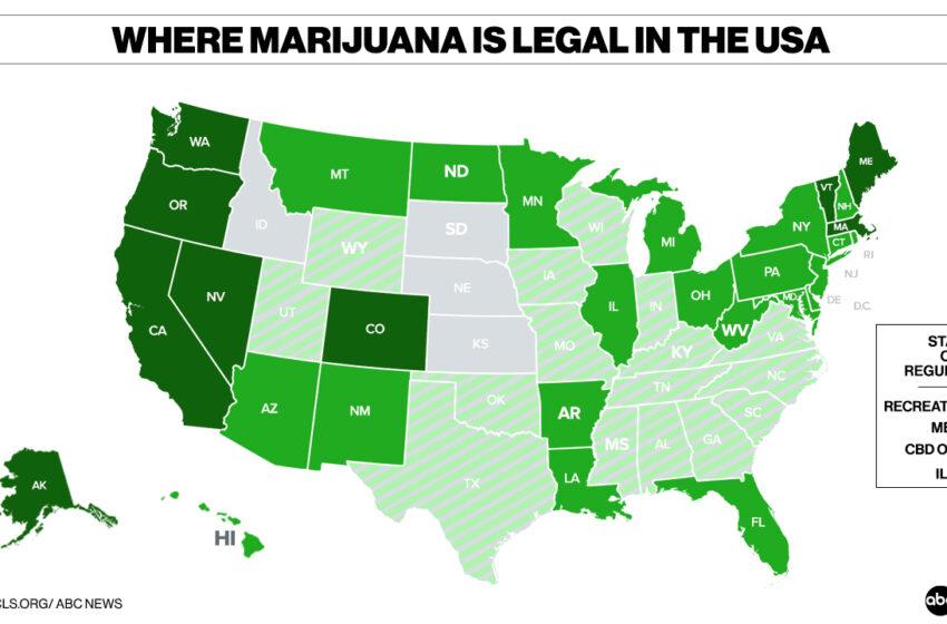 Gov. Cuomo Moves to Legalize Marijuana
