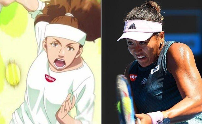 Tennis Superstar Whitewashed