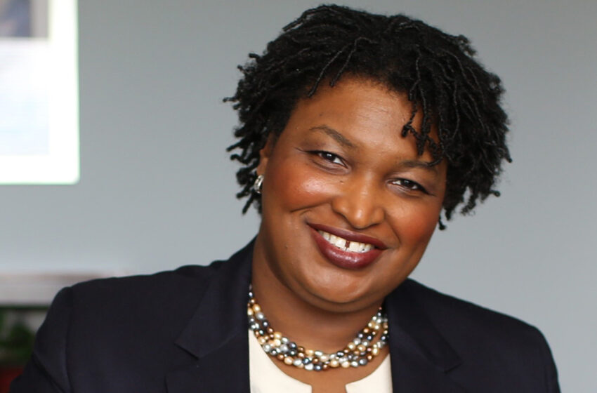 Stacey Abrams to Give Democratic Response to Trump's 'State of the Union'