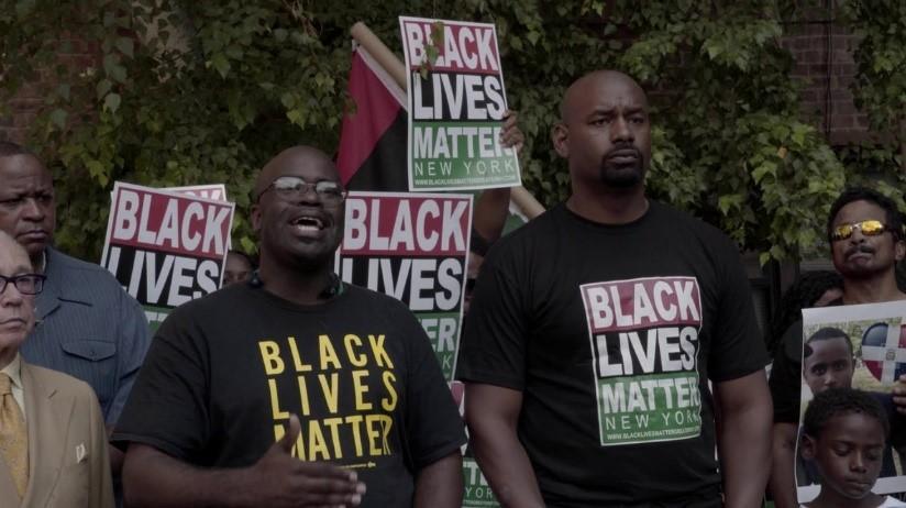 Black Lives Matter Bill Watch List