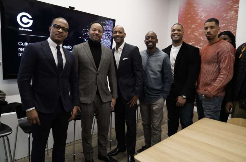 Into the Future:     T.I. and Partners Give Space for Innovation and Creative Energy