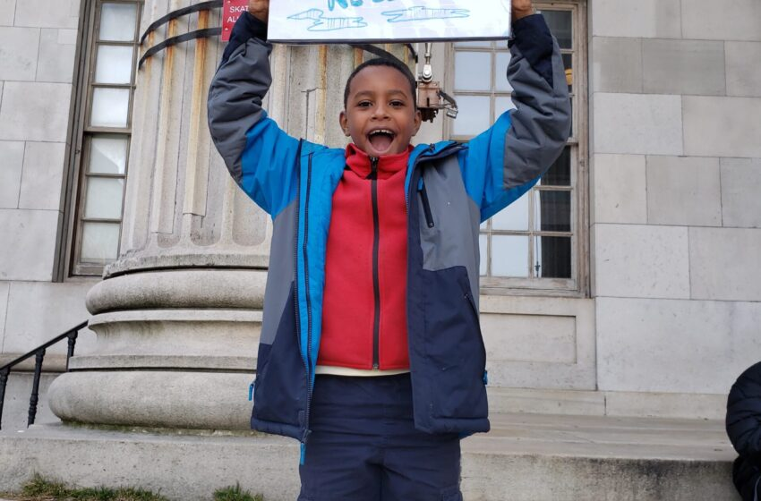 PS5 STUDENTS CLAP BACK FOR THE HOMELESS