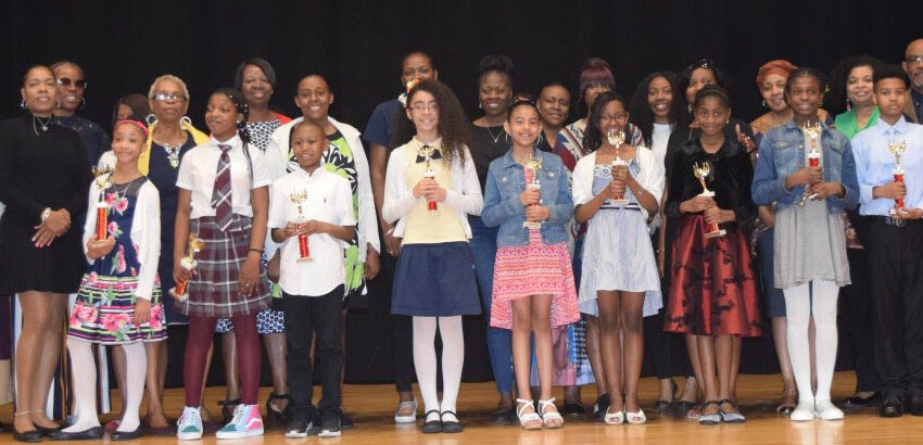 13th ANNUAL ORATORY CONTEST AT BGHS