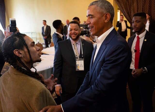 """A Community Organizer, A Moment in Time, and a Cross-Generational Movement: """"My Brother's Keeper"""""""