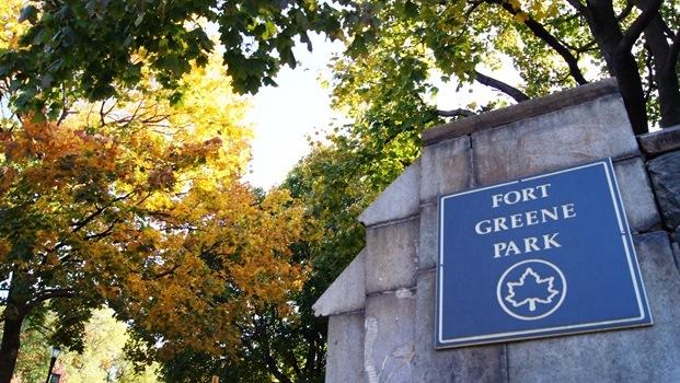 Thinker's Notebook: Make Fort Greene Park Great Again