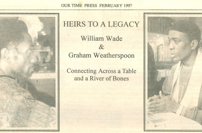 Orator in Our Time – The SeriesGraham B. Weatherspoon