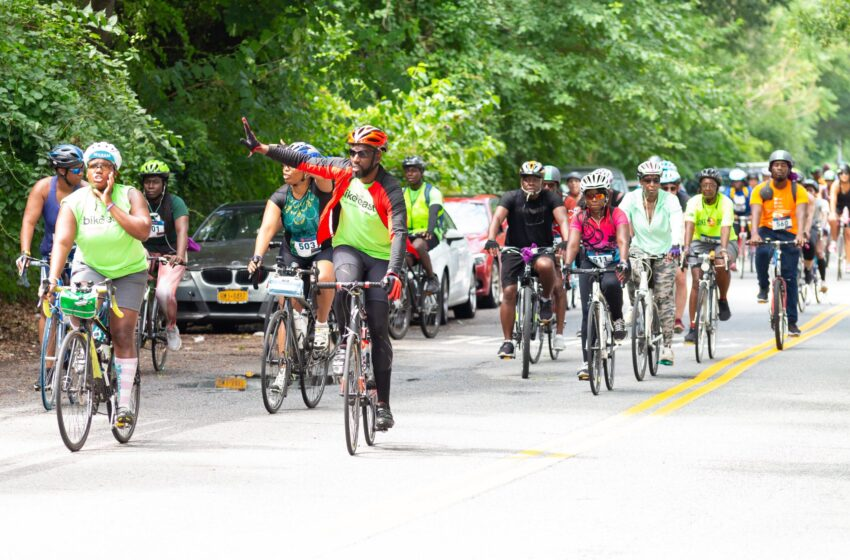 BIKE EAST INSPIRES HEALTHY LIVING WITH FREE20-MILE BROOKLYN BIKE RIDE AND FITNESS FESTIVAL