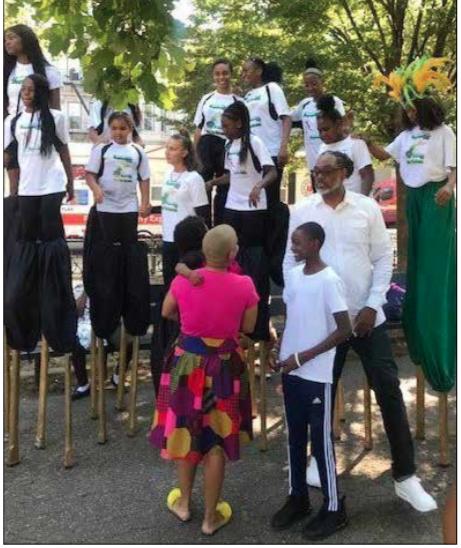 Crown Heights Jews & Blacks Celebrate Unity