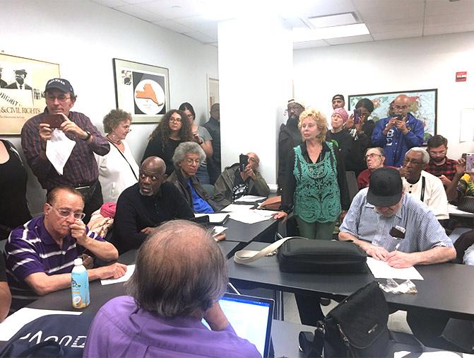 California-Based Foundation Raids and Shutters WBAI