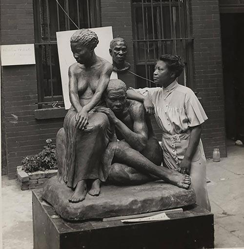 A Ballad for Harlem Conversation: Sculptor Augusta Savage