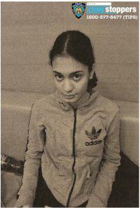 Melanie Garcia, missing child