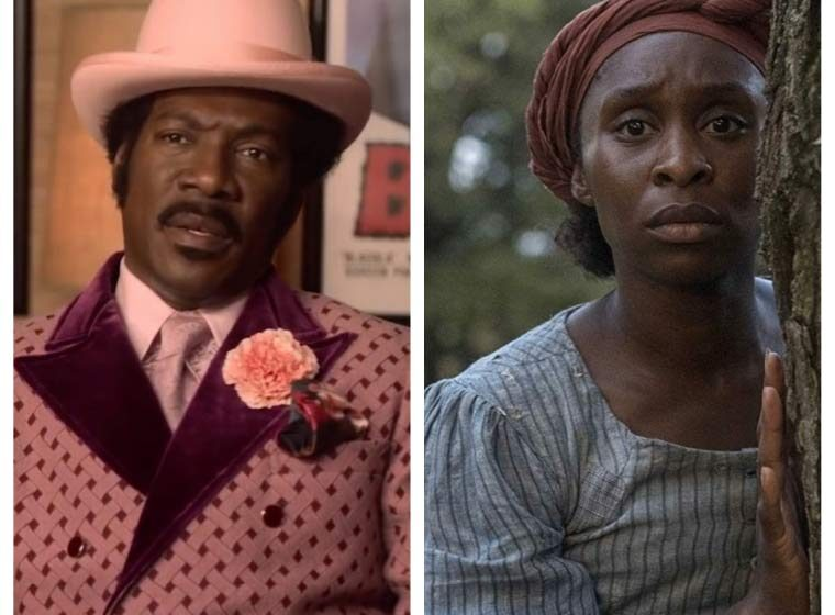 Harriet, Dolemite and the  Art  of Storytelling