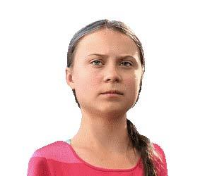 Greta Thunberg's Speech at The U.N. Climate Action Summit, September 22