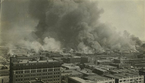 Possible Mass Grave from 1921 Tulsa Race Massacre Found by Researchers