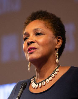 The Black Vote: An Interview with Professor Gloria J. Browne-Marshall
