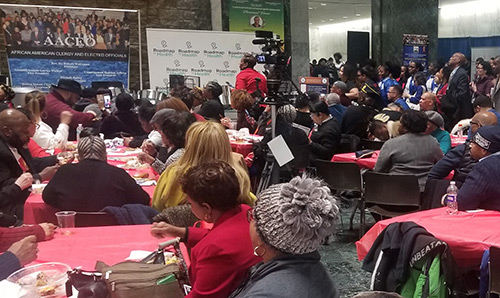 Black, Puerto Rican People Power on The Hill