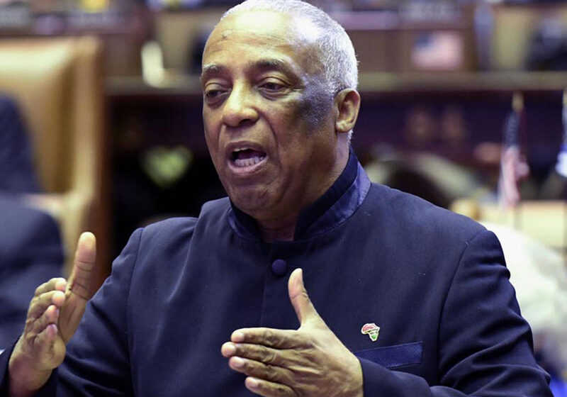 Interview with Assemblyman Charles Barron, Part Two