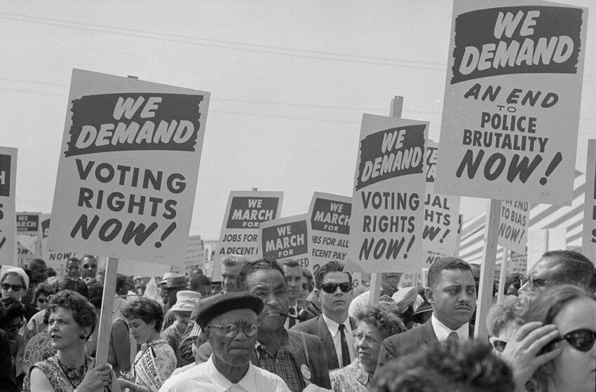Prof. Gloria J. Browne Marshall on The Black Vote