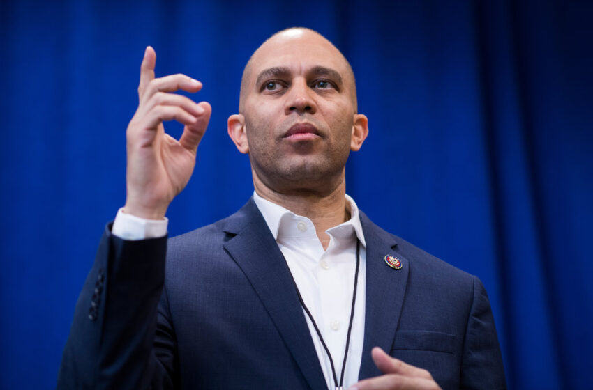 Jeffries Leads Fight for $3 Trillion HEROES Act Passage