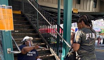 NYC CENSUS 2020: Community Residents, City Agencies, Volunteers  Hitting Our Streets to Raise Our Numbers in Response to Trump Action