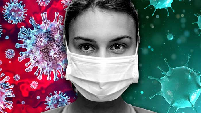 The Pandemic's Here; Seasonal Flu On Way. So what happens if they don't keep their social distance?