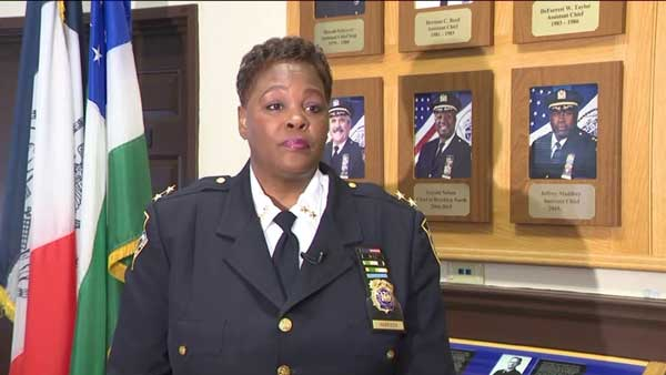 OTP Q & A: With Judith Harrison, Borough Commander for Patrol Brooklyn North, NYPD